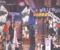Check Out the 'Hollywood' Skyline for your Sixties Theme.