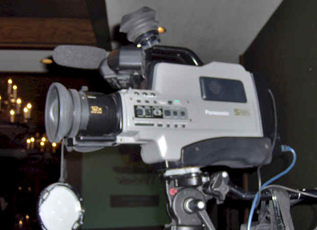 Commercial Industrial Video Camera